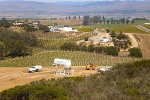 Presqu'ile Winery, Santa Maria, CA